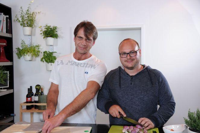 Clemens Schütz und Florian Meier 01