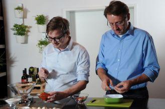 Heribert Bach und Thomas Schwaiger 02