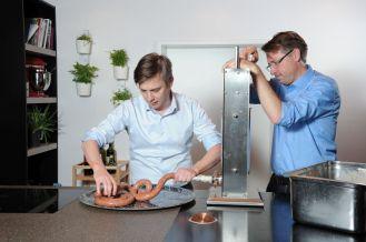 Heribert Bach und Thomas Schwaiger 03