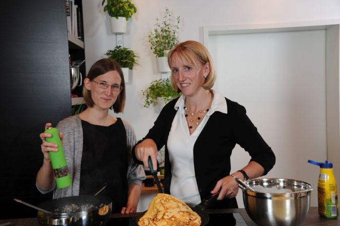 Johanna Stadlmayr und Daniela Kern 01