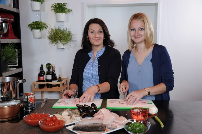 Silke Grugl und Kathrin Eckmayr 01