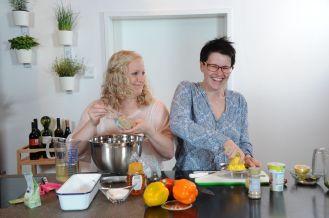 Tina Königseder und Sonja Huemer 02